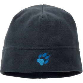 Jack Wolfskin Real Beanie Stuff Kinder night blue